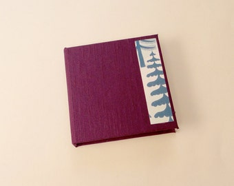 Purple Clothbound Sketchbook
