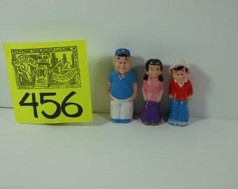 1977 Plaskool Gilligans Island Replacement figures