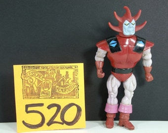 "1983 Filmation Blackstar the Overlord 6"" Figure"