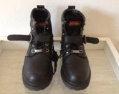 Harley-Davidson Leather Motorcycle Boots