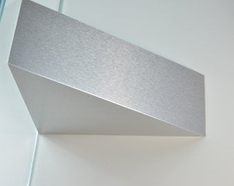 Modern Metal Corbels Glass Shelf Support