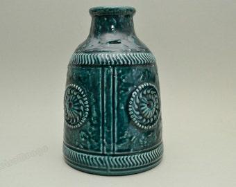 West German Pottery vase by Jasba - 1510  18