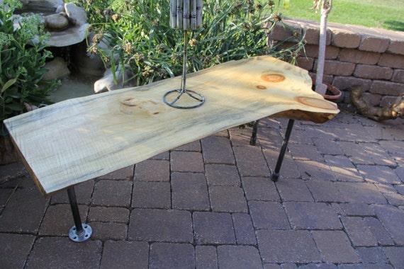 Silver Knotty Pine Coffee Tables Desks
