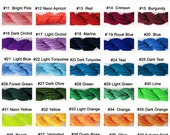 30 Meters / 32 Yards Of 1mm Nylon Cord for Shamballa Bracelet, Jewelry & Crafts You Choose Color