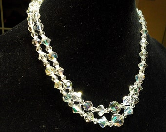 vintage costume l jewelry necklace perfect for wedding beautiful