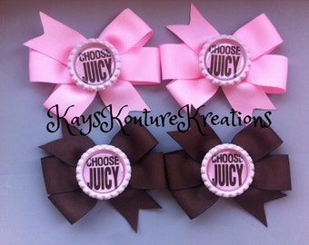 Juicy Couture Pigtails