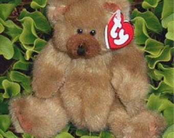 Cody Potbelly Bear - Retired TY Attic Treasures - 1993 - Mint Condition