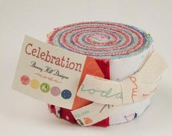 CELEBRATION Jr. Jelly Roll (Boys) by Bunny Hill Designs for Moda