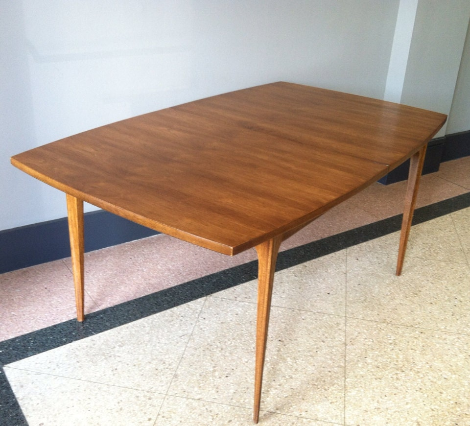Broyhill Dining Room Table: Broyhill Brasilia Dining Table By TwoGuysVintage On Etsy