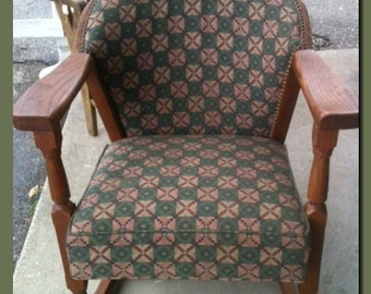 Lv Louis Vuitton Inspired Vinyl Fabric Upholstery By Castle333