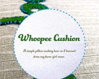 Whoopee Cushion downloadable eBooklet
