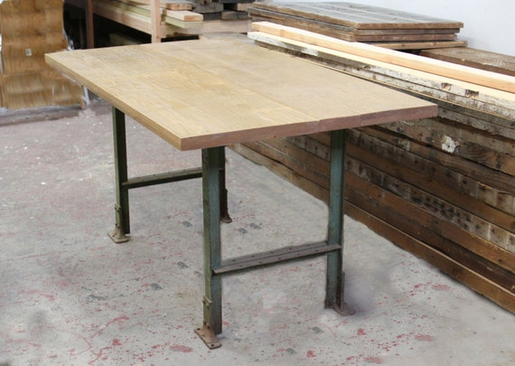 Counter Height Industrial Table : Unavailable Listing on Etsy
