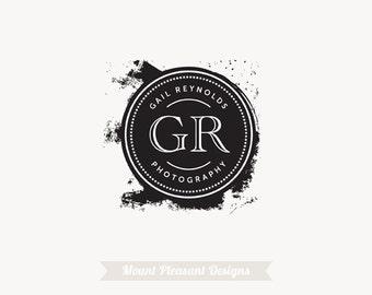 Logo design - premade logo design - Photography logo design - business logo design