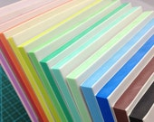Good Quality Coloured Surface Eraeser Stamp Carving Blocks - Ready to ship