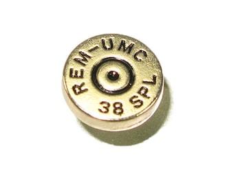 38 Special Bullet Cap Splashback Concho