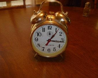 Vintage Mechanical Clock