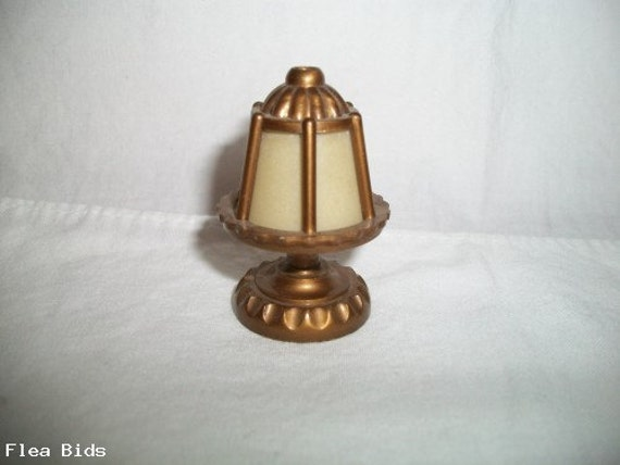Vintage 1950's Era Dollhouse Lamp Might be by ALEXLITTLETHINGS
