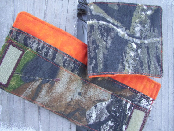 Men's Camo Bi-fold Wallet