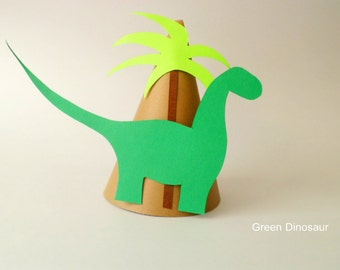 Dinosaur Themed Birthday / Party Hats