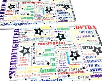 Rainbow DFTBA Large Magnet