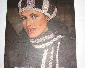 Sale 25% Off    -   Jaeger Knitting Book jb33