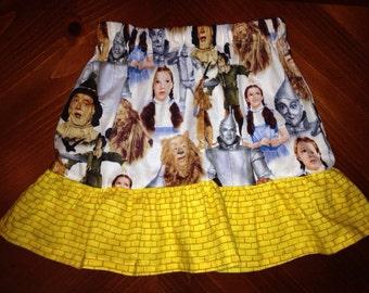Wizard of Oz skirt (6-12)