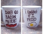 Bacon and eggs Mug (1 Mug)