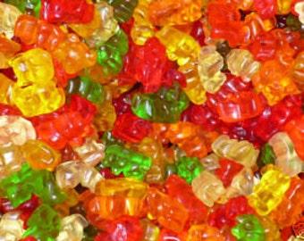1/2 Ounce Gummy Bears Flavor Oil