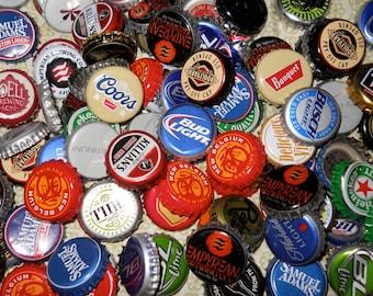 50 Bottle Caps For Crafts