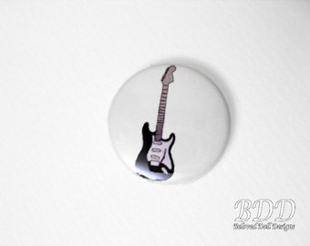 Fender Stratocaster Guitar Button 1 Inch