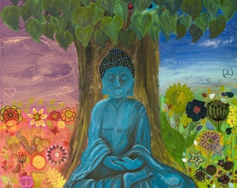 Buddha - the Peace Within: Print