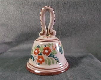 Handmade and painted Italian Dinner Table Bell