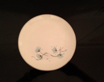 Vintage Taylor Smith Taylor Blue Lace Small Plates