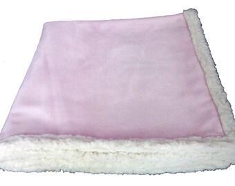 Dog Blanket - Pink