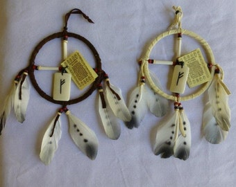 D3-Brown  Dream Catcher (only brown color in stock)