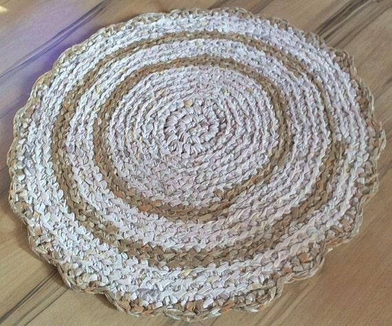Luxury Crochet Bathroom Rug  Crochet  Pinterest