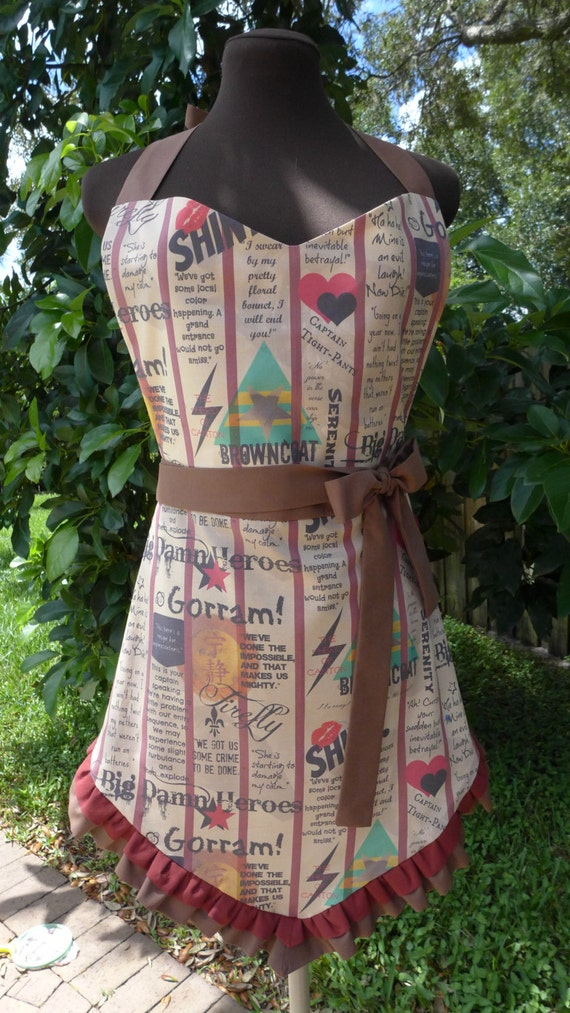Firefly Apron | Firefly Gift Guide
