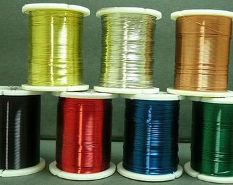 Metal Wire for Art / Wire Spool / Metal Wire / Flexible Wire ...