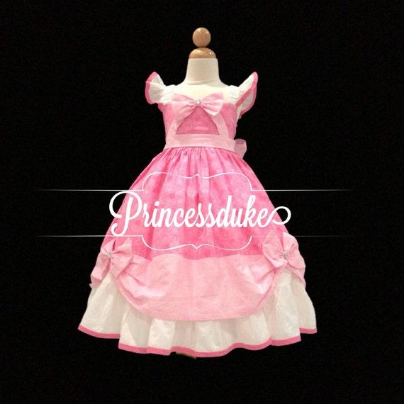 Cinderella Pink Beautiful BALL GOWN Inspired Princessduke