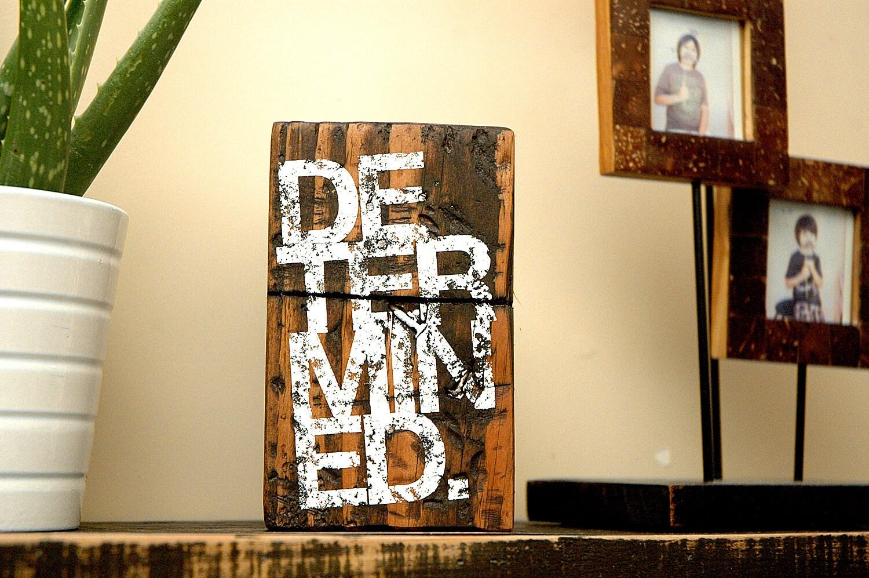 Office Desk Accessories For Women Office decor wood block