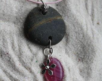 Little Girl's Wishing Stone Necklace