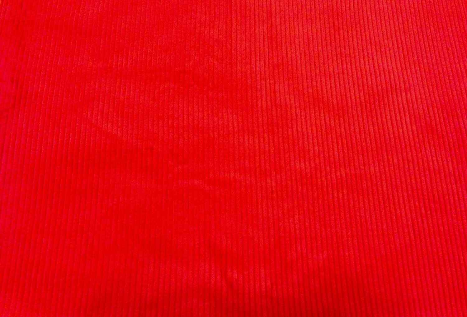 Sale corduroy fabric tomato red corduroy fabric one yard for Fabric material for sale