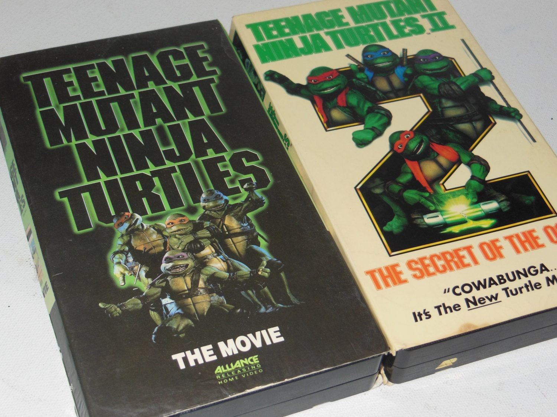Retro review teenage mutant ninja turtles ii secret of the ooze -  Zoom