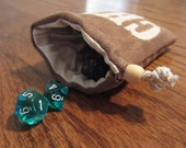 Personalized Drawstring Gaming Pouch