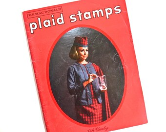 1967 CATALOG Plaid Trading Stamps for Gifts 90 Pages