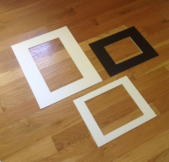 custom mats black or white custom photo mat mats for artwork mats for frames from. Black Bedroom Furniture Sets. Home Design Ideas