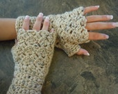 Fingerless Gloves - teen, women, children, girls