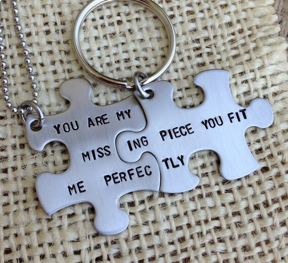 you are my puzzle piece