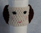 Star Wars Leia Coffee Cup Cozy