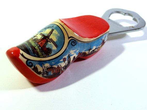 vintage wooden shoe bottle opener from by timelesstreasuresbym. Black Bedroom Furniture Sets. Home Design Ideas